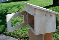 Shed-style Little Library Plans Little Free Library Plans, Little Free Libraries, Little Library, Box Building, Building Plans, Street Library, Lending Library, Community Library, Library Design