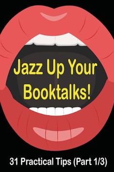 ReaderPants: Jazz Up Your Booktalks: 31 Practical Tips (Part Middle School Libraries, Elementary Library, Library Skills, Library Lessons, Library Book Displays, Library Books, Library Posters, Library Events, Book Club Books