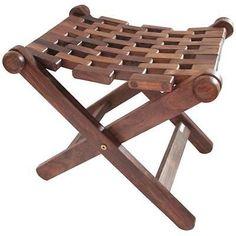 Folding Furniture, Folding Stool, Furniture Projects, Handmade Wood Furniture, Unique Furniture, Custom Furniture, Chair Design Wooden, Wooden Stools, Wooden Almirah