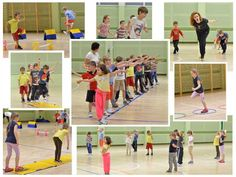 Atletika pro děti Basketball Court, Soccer, Bude, Exercise, Ejercicio, Futbol, European Football, Excercise, Work Outs