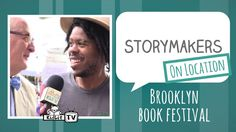 KidLit TV stops by the Brooklyn Book Festival! Join Christian Robinson, Matthew Cody and so many familiar kid lit faces on StoryMakers On Location!