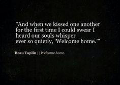Beau Taplin | Welcom