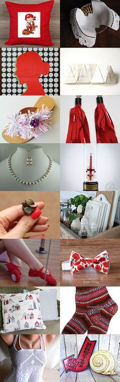 White and red by Aleksandra on Etsy--Pinned+with+TreasuryPin.com