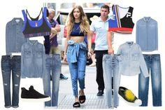 Gigi Hadid: La modella del momento che detta le regole dello street style