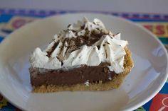 Eagle Brand Condensed Milk Chocolate Cream Pie