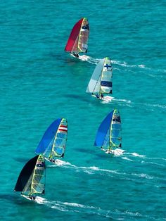 Lets go sailing
