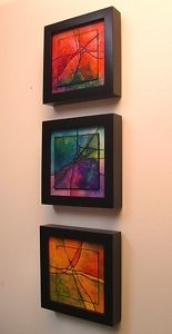 Three of my Gemstone series.  Carol Nelson Fine Art
