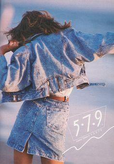 August 1987. Junior sizes 0 1 3 5 7 9