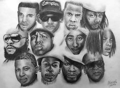 Some of Hip Hop's Best