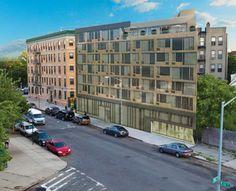 HAP Three NY | Building | 446 - 448 West 167th Street - Hap-NY