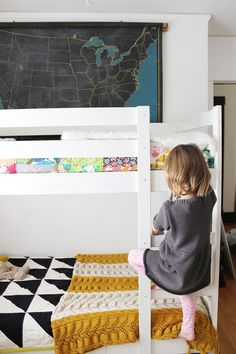 Tips for a shared kids' room