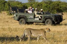 De 10 mooiste natuurparken van Afrika