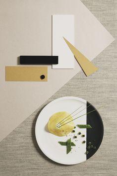 * Food Inspiration, Innovation Design, Business Innovation, Food Design, Design Art, Design Files, Bauhaus Style, Bauhaus Design, Food Photography Styling
