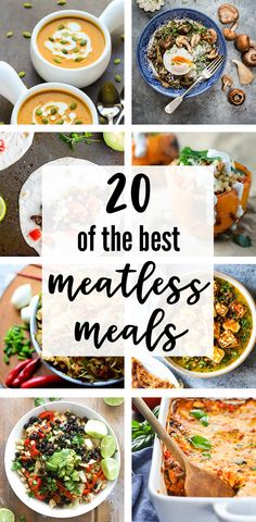 Be ready for meatless Monday with this collection…
