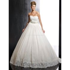 Christina Wu Wedding Dresses - Style 15495
