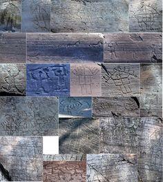 NAQUANE sito d'arte rupestre - CAPO DI PONTE (Lombardia) - by Guido Tosatto