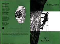 Rolex Watches For Men, Luxury Watches, Men's Watches, Vintage Rolex, Vintage Watches, Rolex Explorer Ii, Monochrome Watches, New Rolex, Rolex 214270