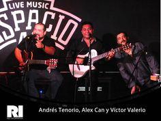 Andrés Tenorio - Alex Can y Victor Valerio 1