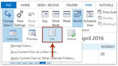 How to export calendar from Outlook to Excel spreadsheet? Work Week, Day Work, Outlook 365, Outlook Calendar, Microsoft Excel, How To Apply, Computer Tips, Planners