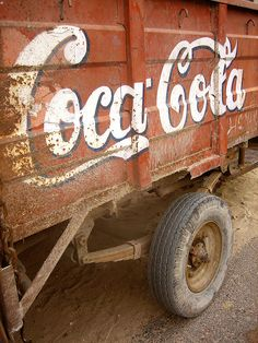 Coke on Wheels by Meanest Indian