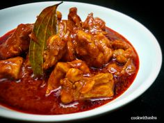 Here is a spicy, tangy flavoured chicken recipe for you all….known as Pulimunchi .In Tulu language (common language in manglore)puli means Huli/tanginess/Tamrind and munchi means chil… Spicy Recipes, Curry Recipes, Easy Chicken Recipes, Pork Recipes, Indian Food Recipes, Asian Recipes, Vegetarian Recipes, Cooking Recipes, Fish Recipes
