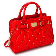 discount Michael Kors Stud Quilted Large Red Totes Outlet sale online, save up to 90% off hunting for limited offer, no tax and free shipping.#handbags #design #totebag #fashionbag #shoppingbag #womenbag #womensfashion #luxurydesign #luxurybag #michaelkors #handbagsale #michaelkorshandbags #totebag #shoppingbag