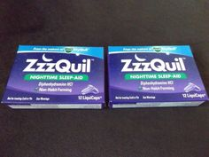#ZzzQuil #Sleeplovers