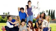 Awkward on MTV. Funny show :)