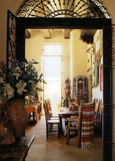 Spanish Colonial #home #decor