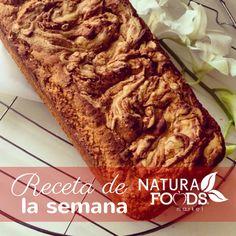 #RecetaDeLaSemana Encuentra nuestra receta especial para preparar este delicioso Sticky Cake de Dátiles y Mantequilla de Maní, libre de gluten, lácteos, azúcar refinada y totalmente vegano en el siguiente enlace: http://naturafoodsmarket.com/recetas/sticky-cake-de-datiles-y-mantequilla-de-mani/