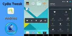 Andrios tweaki iOS cihazlar için muhteşem özellikler getiriyor. http://www.cydiatr.com/andrios.html