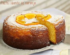 libanés de and lebanese Köstliche Desserts, Gluten Free Desserts, Gluten Free Recipes, Delicious Desserts, Yummy Food, Pan Dulce, Sweet Recipes, Cake Recipes, Dessert Recipes