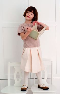 Sewing Pattern: Couture Skirt for Girls PDF von AestheticNest