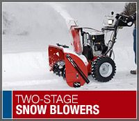 Best two stage snow blowers as rated by our snow blower expert Marissa.  Also see top customer rated & best selling models.