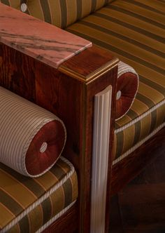 Booth Seating, Banquette Seating, Interior Architecture, Interior And Exterior, Interior Design, Id Design, House Design, Furniture Styles, Furniture Design