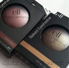 ELF Cosmetics Studio Baked Eyeshadows.  I have this in their pinky-gold shade (Pixie, I think) and it is AMAZING!!  Love it!!