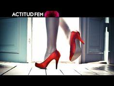 6c7571662 Cómo caminar con tacones altos - ActitudFEM Como Caminar Con Tacones