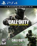 #10: Call of Duty: Infinite Warfare - PS4 Legacy Edition