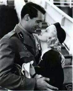 Cary Grant & Jean Harlow