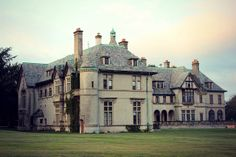 The Carey Mansion   Newport