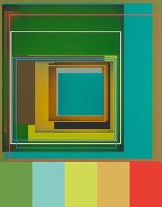 Patrick Wilsons Abstract Artwork