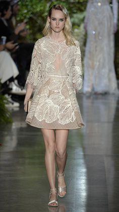 Elie Saab Spring/Summer 2015 Haute Couture via @stylelist   http://aol.it/1Cg6gbU