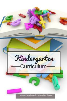 Kindergarten Homeschool Curriculum choices for 2014. Get some ideas for your homeschool here.
