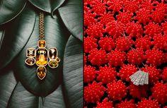 Salt jewelry styling by Mitch Feinberg