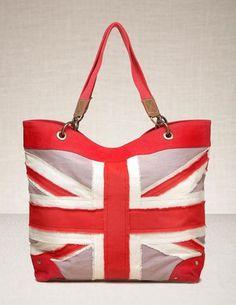 Union Jack Purse - I want!
