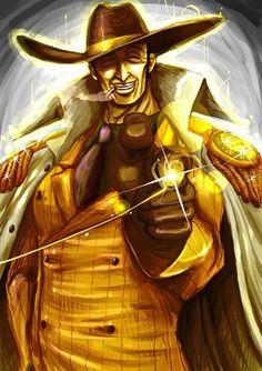 One Piece | Kizaru