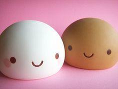 Kawaii Cute Onsen Manju Kun Coin Bank Japanese Sweets Toys (Kawaii Japan) Tags: cute cake japan toy japanese kawaii sweets onsen japanesesweets japanesecake onsenmanju