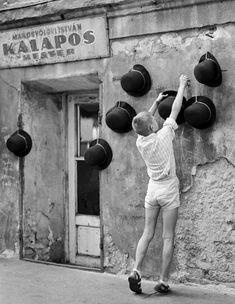 1960. Visegrádi utca Ansel Adams, Time Travel, Hungary, Budapest, Old Photos, Austria, The Past, Marvel, History