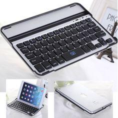27.31$  Buy here - http://alir6e.shopchina.info/1/go.php?t=32816910660 - For IPad mini aluminum magnesium alloy ultra - thin Bluetooth metal single keyboard ipad mini card slot Bluetooth keyboard  #aliexpressideas