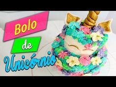 Bolo de Unicórnio | TCHUBA - YouTube